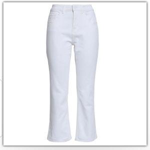 NWT Kate Spade kick flare jeans size 26